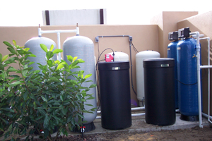 Commercial Water Purification Products
